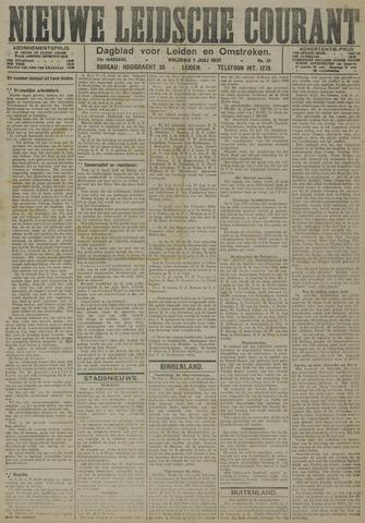 Nieuwe Leidsche Courant 1921-07-01