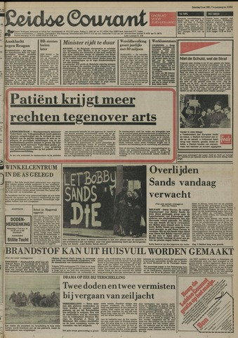 Leidse Courant 1981-05-02