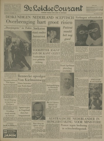 Leidse Courant 1967-12-04