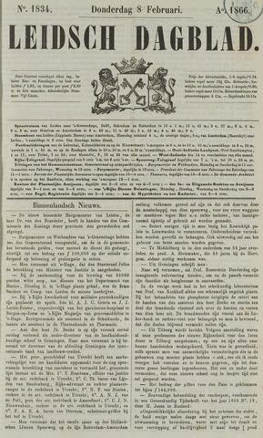 Leidsch Dagblad 1866-02-08