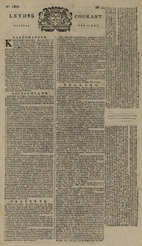 Leydse Courant 1807-05-25
