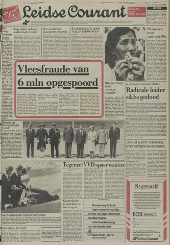 Leidse Courant 1984-06-07