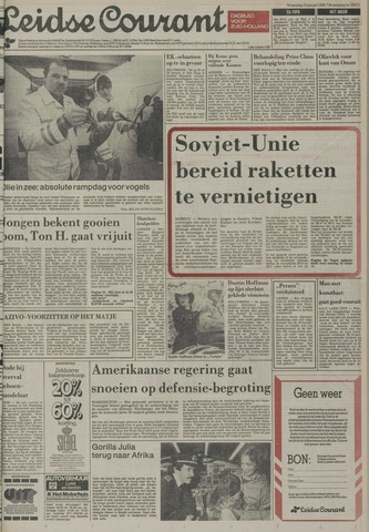 Leidse Courant 1983-01-12