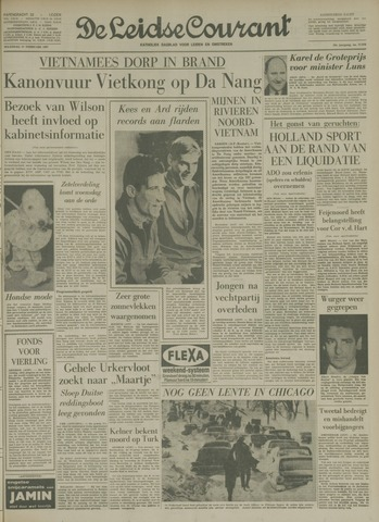 Leidse Courant 1967-02-27