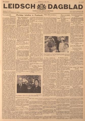 Leidsch Dagblad 1947-05-12