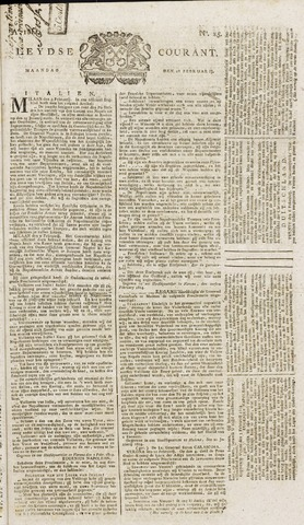 Leydse Courant 1814-02-28