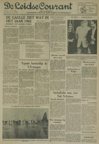 Leidse Courant 1961-12-30