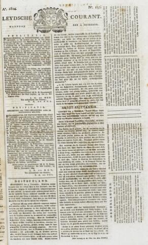 Leydse Courant 1824-11-15
