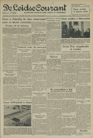 Leidse Courant 1952-02-18