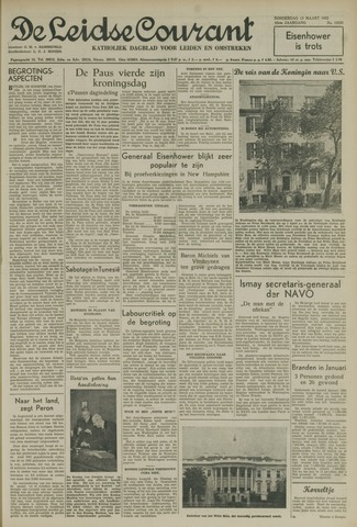 Leidse Courant 1952-03-13