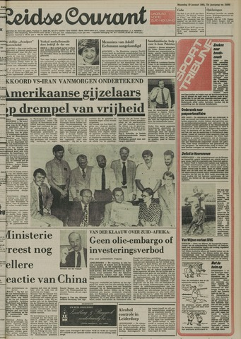 Leidse Courant 1981-01-19