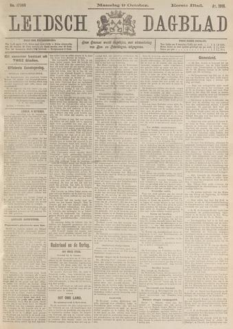 Leidsch Dagblad 1916-10-09