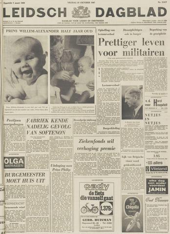Leidsch Dagblad 1967-10-27