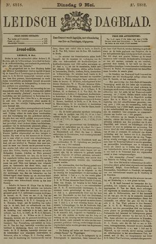 Leidsch Dagblad 1882-05-09