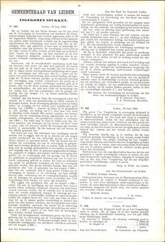 Handelingen van de Raad 1901-06-10