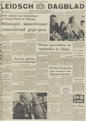 Leidsch Dagblad 1967-08-09