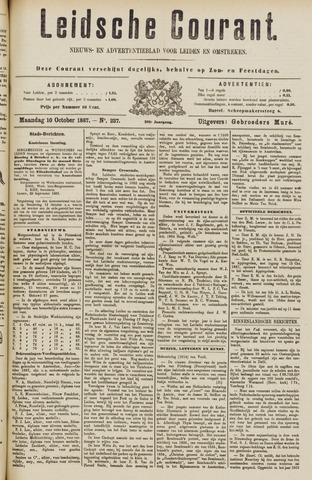 Leydse Courant 1887-10-10