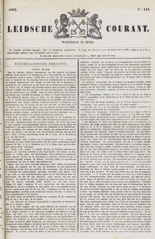 Leydse Courant 1882-06-21