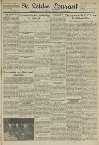 Leidse Courant 1947-10-27