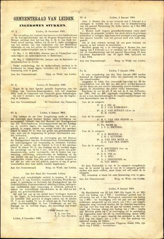 Handelingen van de Raad 1903-12-31