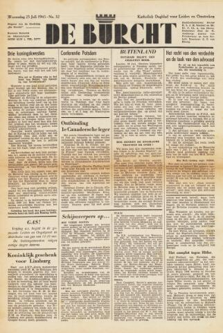 De Burcht 1945-07-25