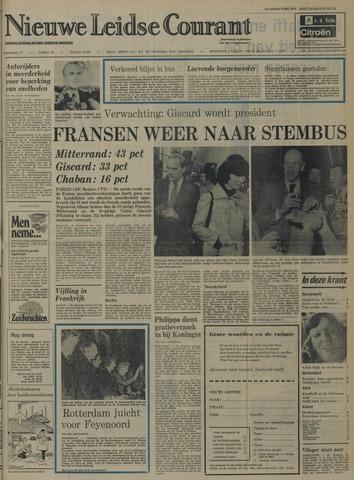 Nieuwe Leidsche Courant 1974-05-06