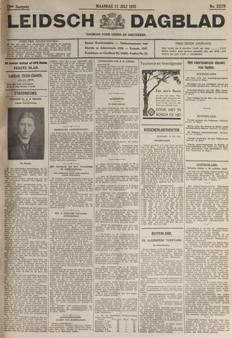 Leidsch Dagblad 1932-07-11