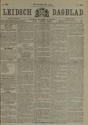 Leidsch Dagblad 1909-06-23