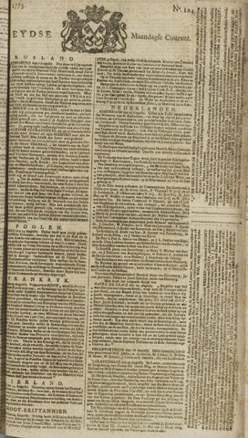 Leydse Courant 1773-08-30