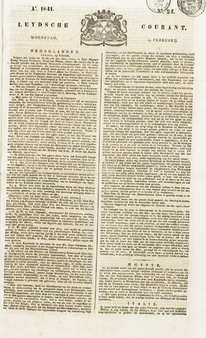 Leydse Courant 1841-02-24