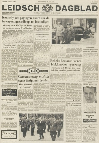 Leidsch Dagblad 1961-06-15