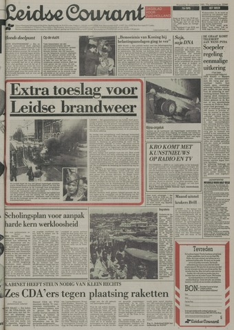 Leidse Courant 1985-11-13