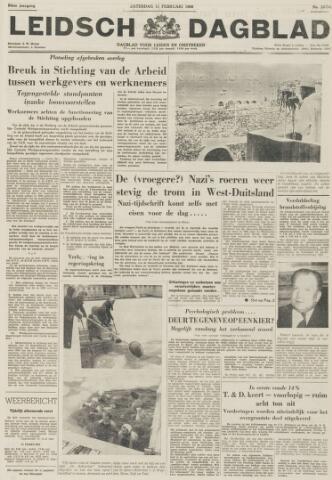 Leidsch Dagblad 1956-02-11