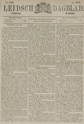 Leidsch Dagblad 1878-10-10