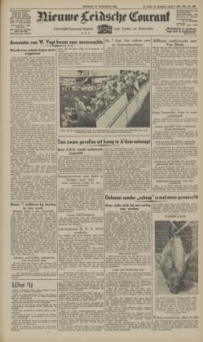 Nieuwe Leidsche Courant 1946-08-27