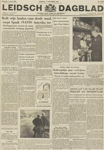 Leidsch Dagblad 1959-11-17