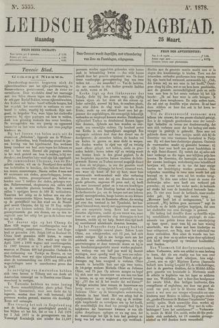 Leidsch Dagblad 1878-03-25