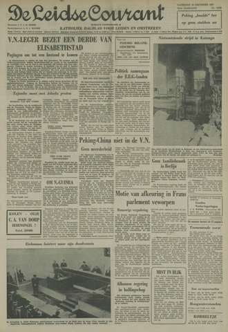 Leidse Courant 1961-12-16