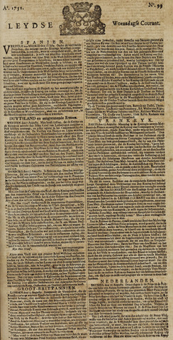 Leydse Courant 1751-08-18