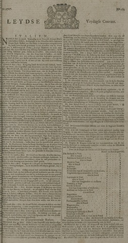 Leydse Courant 1727-05-23