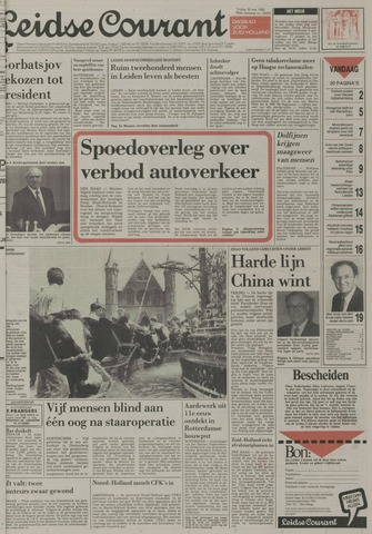 Leidse Courant 1989-05-26