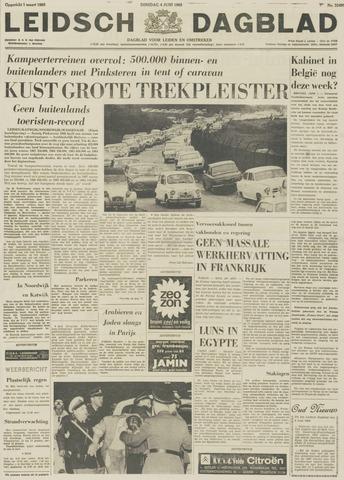 Leidsch Dagblad 1968-06-04