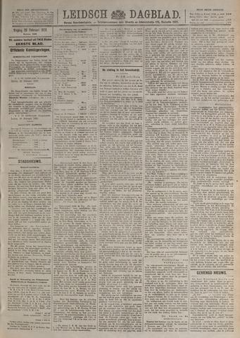 Leidsch Dagblad 1920-02-20