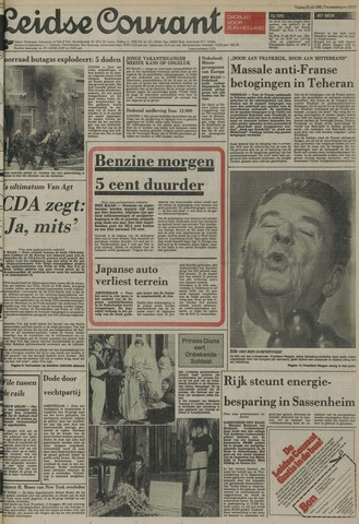 Leidse Courant 1981-07-31