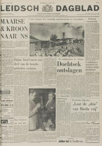 Leidsch Dagblad 1970-06-24