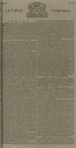 Leydse Courant 1722-11-13