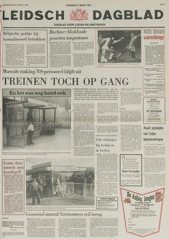 Leidsch Dagblad 1980-03-20