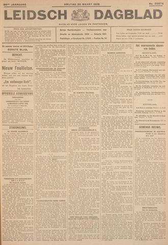 Leidsch Dagblad 1928-03-30