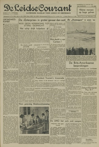 Leidse Courant 1952-01-10