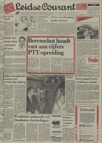 Leidse Courant 1984-10-06
